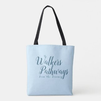 Walkers Pathways Join the Journey Tote Bag