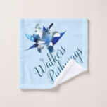 Walkers Pathways Join the Journey Workout Wash Cloth