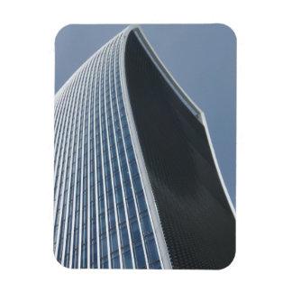 """Walkie Talkie Skyscraper London 3""""x4"""" Magnet"""