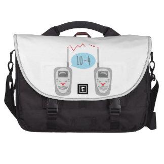 Walkie Talkies 10-4 Computer Bag