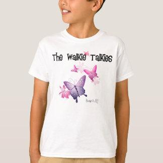 Walkie Talkies Kid's Tee (Light Colors)