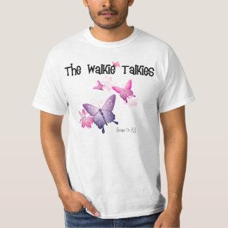 Walkie Talkies Light Colors Value T (Men's Sizes) T-Shirt