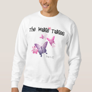 Walkie Talkies Sweatshirt (Light Colors)