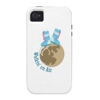 Walkin On Air Vibe iPhone 4 Cases