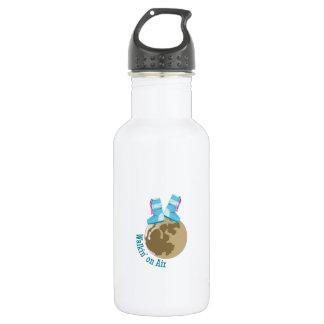 Walkin On Air 18oz Water Bottle