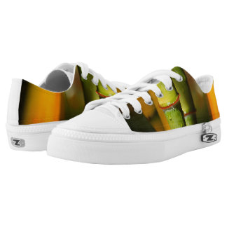 Walkin Through Bamboo Low-Top Sneakers