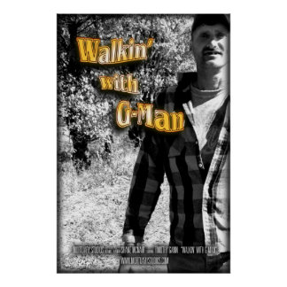 Walkin' With G-Man Poster