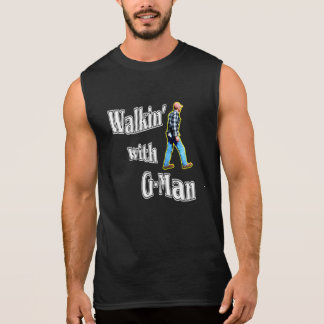 Walkin' with G-Man Sleeveless Shirt