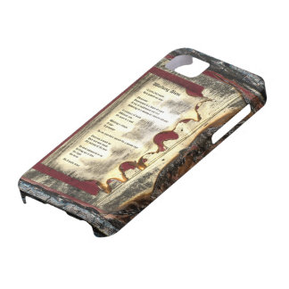 Walking Alone iPhone SE/5/5s Case