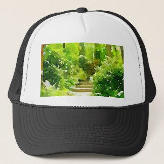 Walking Among the Ferns Trucker Hat