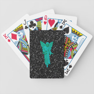 Walking Among the Stars Poker Cards