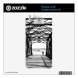 Walking Away Skins For iPhone 4S