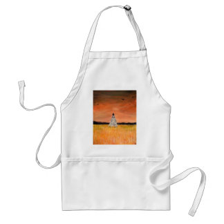 Walking Away with Dignity Adult Apron