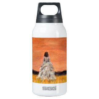 Walking Away with Dignity Thermos Bottle