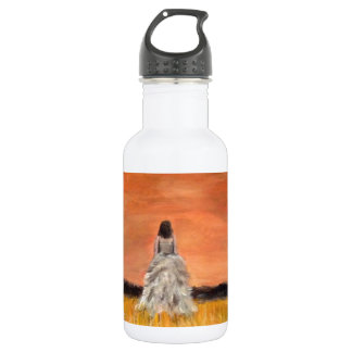Walking Away with Dignity Water Bottle