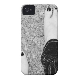 Walking Barefoot Case-Mate iPhone 4 Cases