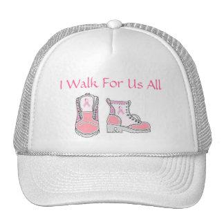 Walking Boots Hat
