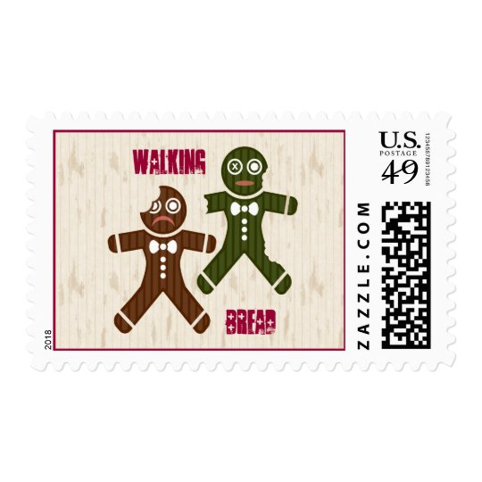 Walking Bread Postage