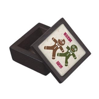 Walking Bread Premium Jewelry Box