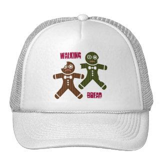 Walking Bread Trucker Hat