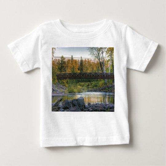 Walking Bridge Baby T-Shirt