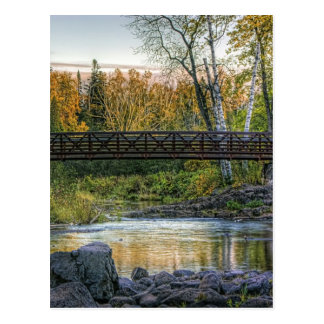 Walking Bridge Postcard