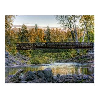Walking Bridge Post Card