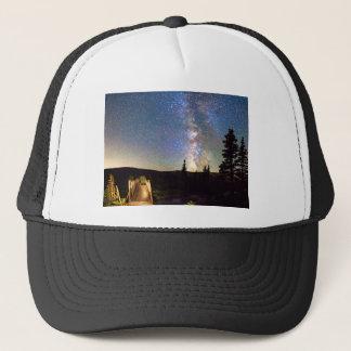 Walking Bridge to The Milky Way Trucker Hat