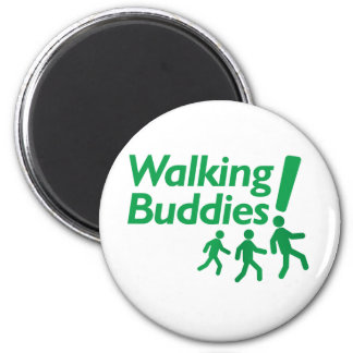 WALKING BUDDIES Motivation to Walk Magnet