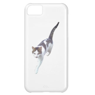 Walking Cat Cover For iPhone 5C