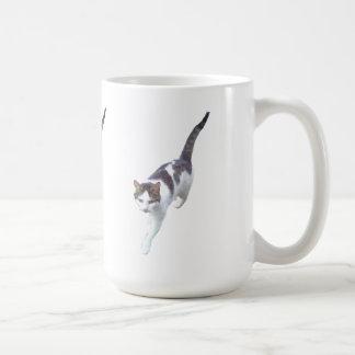 Walking Cat Mug