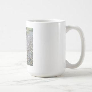 Walking Cat Coffee Mug