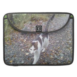 Walking Cat Sleeve For MacBook Pro