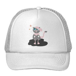 Walking Cat Trucker Hat