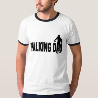 Walking Dad (zombie) T-Shirt