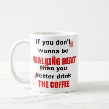 slovesart Walking dead mug