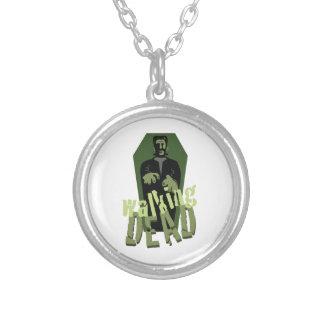 Walking Dead Personalized Necklace