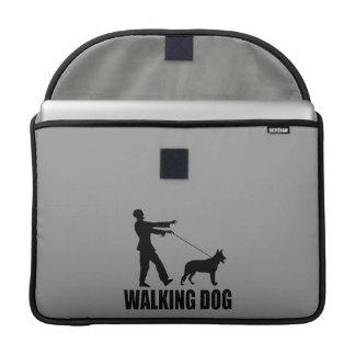 Walking Dog (zombie) Sleeve For MacBook Pro