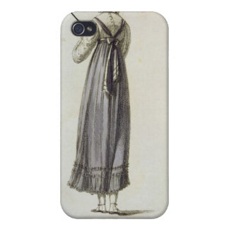 Walking Dress, 1814 iPhone 4 Cases