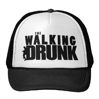 Walking Drunk hat