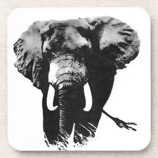Walking Elephant Beverage Coaster