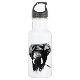 Walking Elephant Water Bottle