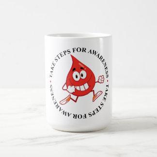 Walking for Diabetes Awareness Coffee Mug