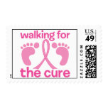 Walking For The Cure Stamps