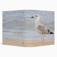 Walking gull binder