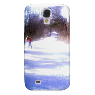 Walking Home Galaxy S4 Case