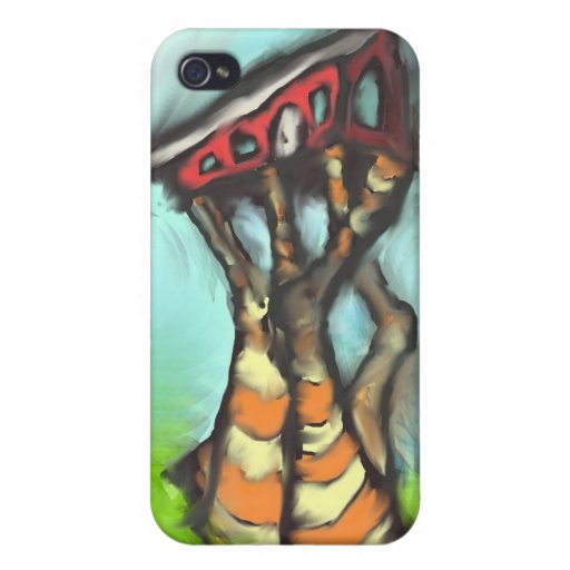 Walking home iphone case iPhone 4 covers
