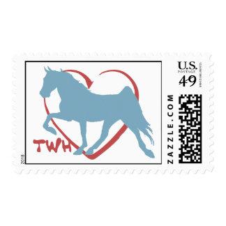 Walking Horse Lover Postage