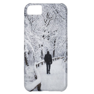 Walking In A Winter Wonderland Case For iPhone 5C
