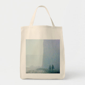 WALKING IN AUSTRALIA (LANDSCAPE) Grocery Tote Bag